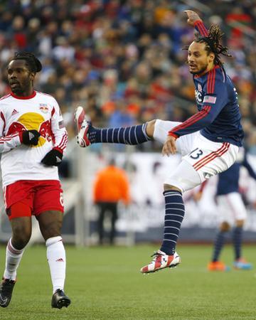 2014 MLS Eastern Conference Championship: Nov 29, Red Bulls vs Revolution - Jermaine Jones by Winslow Townson