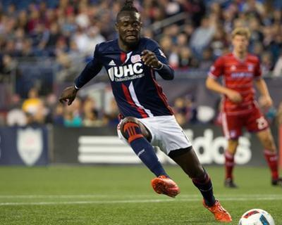 Mls: FC Dallas at New England Revolution by Winslow Townson