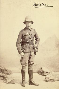 Winston S. Churchill, 1898