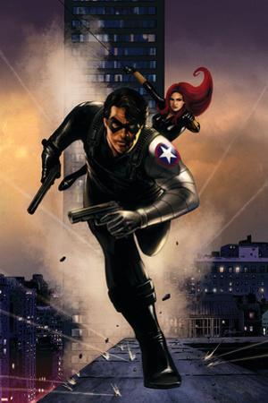 Winter Soldier No. 13: Winter Soldier, Black Widow