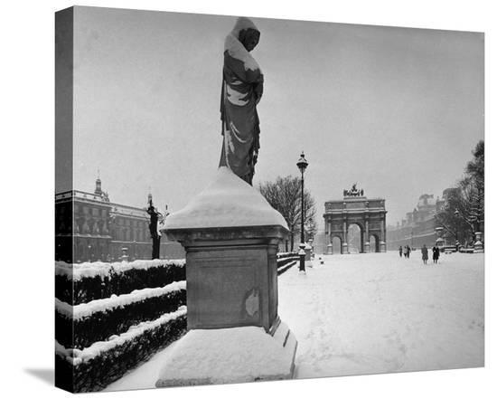 Winter Wonderland-The Chelsea Collection-Stretched Canvas