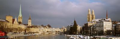 Winter, Zurich, Switzerland