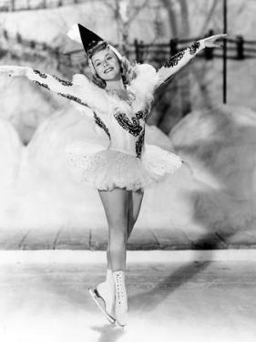 Wintertime, Sonja Henie, 1943