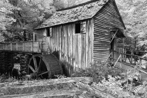 Cable Mill Cades Cove by Winthrope Hiers