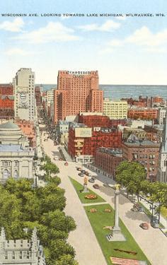 Wisconsin Avenue, Milwaukee, Wisconsin