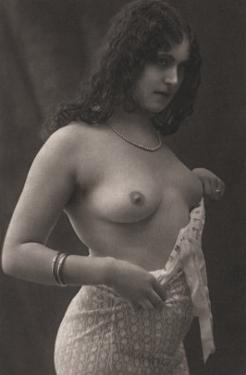 Without a Blouse