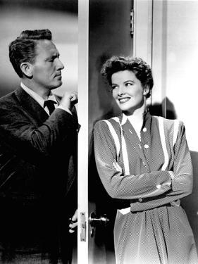 Without Love, Spencer Tracy, Katharine Hepburn, 1945