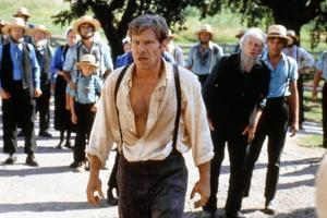 Witness by PeterWeir with Harrison Ford, 1985 (photo)