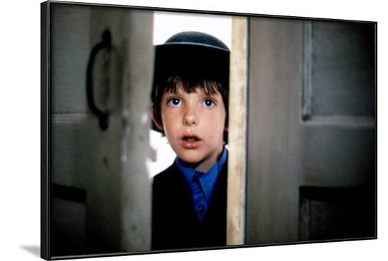 Witness by PeterWeir with Lukas Haas, 1985 (photo)--Framed Photo