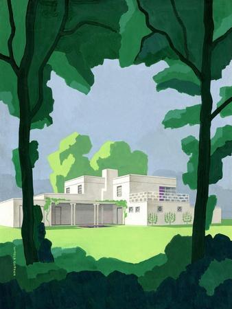 House & Garden - April 1938