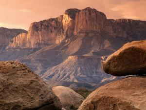 Guadalupe Peak, el Capitan, Guadalupe Mountains National Park, Texas by Witold Skrypczak