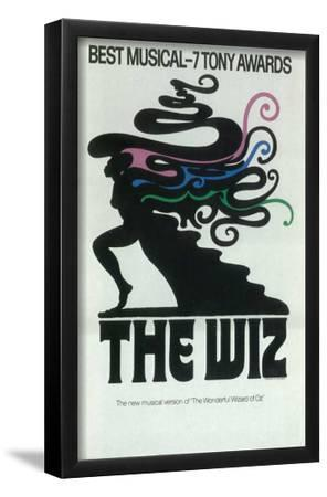 Wiz, The - Broadway Poster , 1975