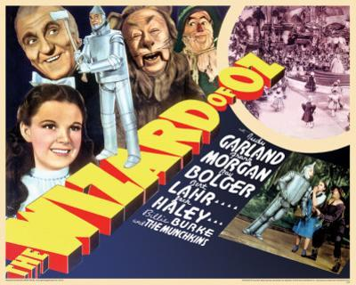 Wizard Of Oz - Cast 2