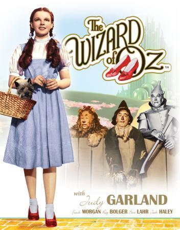 Wizard of Oz Dorothy with Toto