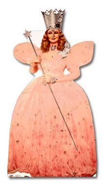 Wizard of Oz - Glinda the Good Witch Lifesize Cardboard Cutout