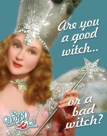 Wizard of Oz Good or Bad Witch