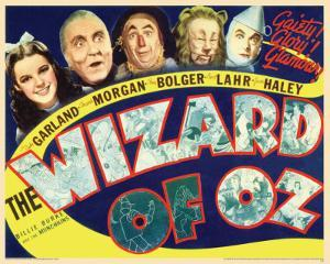 Wizard Of Oz - Retro