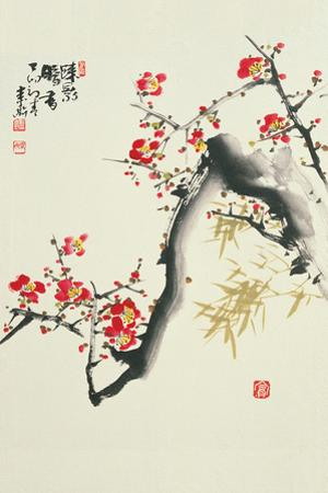 Asian Traditional Painting by WizData