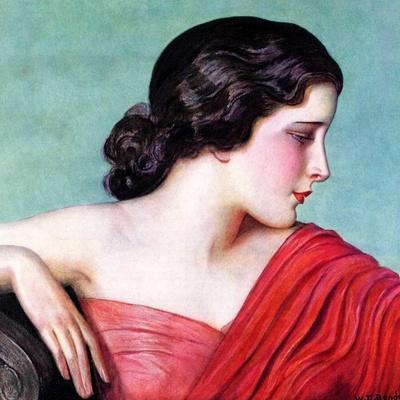 """""""Exotic Woman,""""November 18, 1933"""