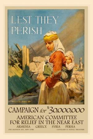 Lest They Perish
