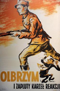 Poster, Poland by Wlodzimierz Zakrzewski