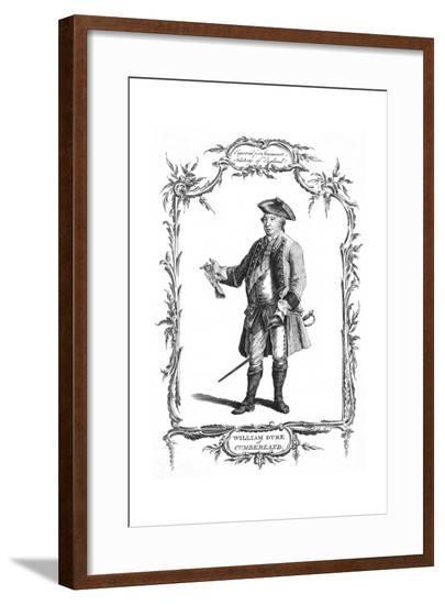 Wm Duke Cumberland--Framed Giclee Print
