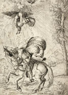 The Conversion of Saint Paul by Wolf Huber