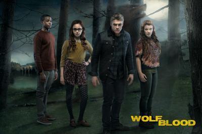 Wolfblood Season 3 -Cast