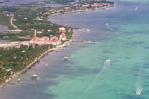 San Pedro, Belize by wollertz