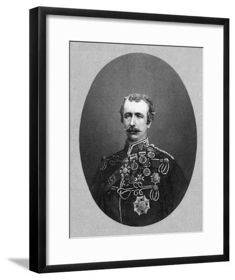 Wolseley--Framed Giclee Print