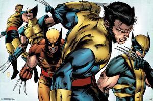 Wolverine- Costume Evolution