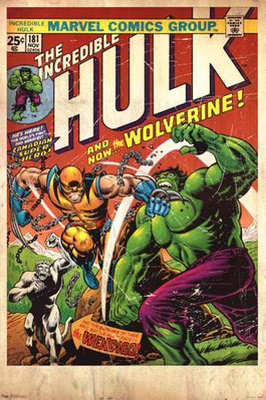 Wolverine - Cover