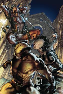 Wolverine: Origins No. 25: Wolverine, Daken, Deadpool