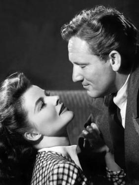 Woman of the Year, Katharine Hepburn, Spencer Tracy, 1942
