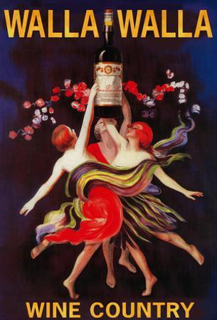 Women Dancing With Wine - Walla Walla, Washington