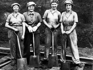 Women of the Rails: Track Work