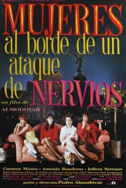 Women on the Verge of a Nervous Breakdown - Spanish Style