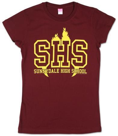 Women's: Buffy the Vampire Slayer - Full Sunnydale High