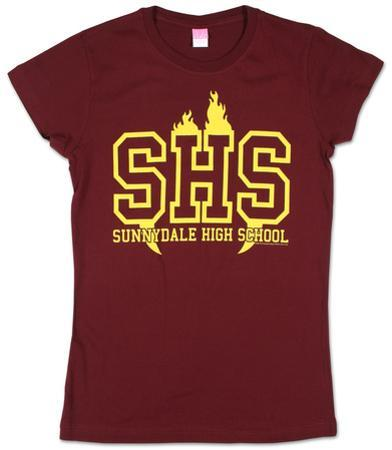 Women's: Buffy the Vampire Slayer - Full Sunnydale High