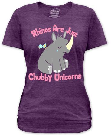 Women's: Chubby Unicorn