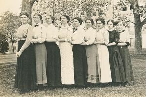 Women's College Portraits