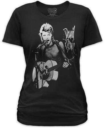 Women's: David Bowie- New Era Rock