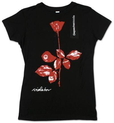 Women's: Depeche Mode- Violator