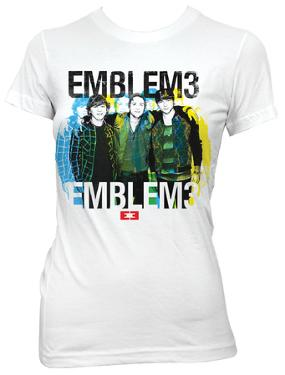 Women's: Emblem 3 - Multi Group Photo
