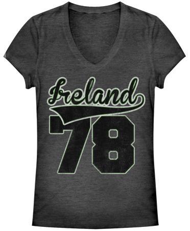 Women's: Ireland '78 V-Neck