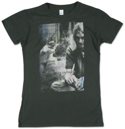Women's: Kurt Cobain - Sepia Photo