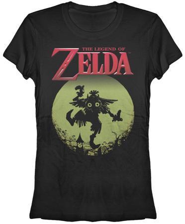 Women's: Legend Of Zelda- Majora Moon