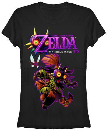 Women's: Legend of Zelda- Skull Kid