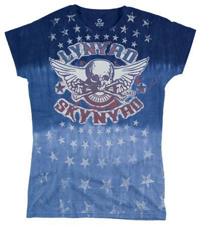 Women's: Lynyrd Skynyrd - Skynyrd Stars