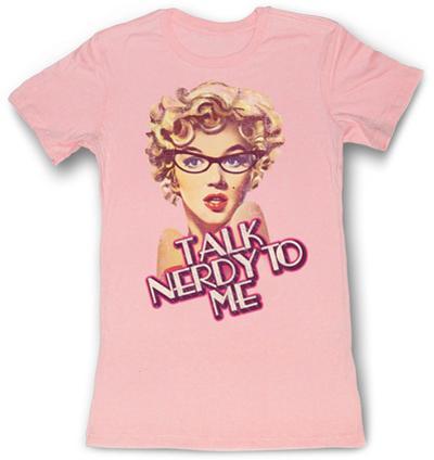 Women's: Marilyn Monroe - Nerdy